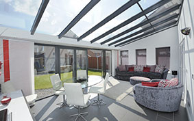 new technology glass roofs